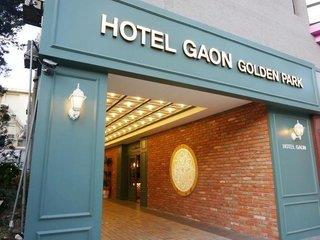 Hotel Gaon Golden Park Dongdaemun 3*, Seoul ,Kórejská republika