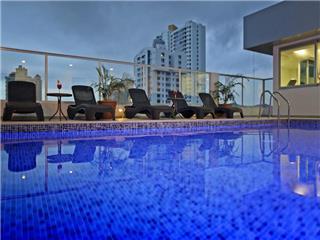 Hotelbild von Ramada Panama Centro