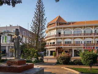 Ta Prohm Hotel 3*, Siem Reap ,Kambodža
