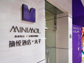 Minimal Hotel Culture 3*, Kowloon Halbinsel ,Hongkong