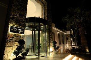 Saraya Bodrum Hotel 4*, Bodrum - Yalikavak ,Turecko