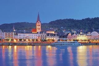 Hotelbild von Baum´s Rheinhotel