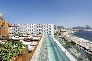 Hotel Emiliano Rio de Janeiro