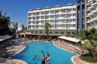 Asrin Beach 4*, Alanya - Türkler ,Turecko