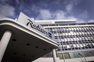 Hotelbild von Radisson Blu Saga