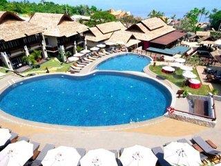 Bhundhari Spa Resort & Villas - Bhundhari Villas 4*, Chaweng - Yai Noi Bay (Insel Koh Samui) ,Thajsko