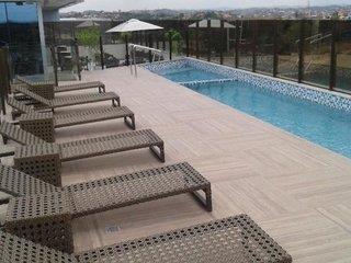 Intercity Suape Hotel 4*, Cabo de Santo Agostinho ,Brazília