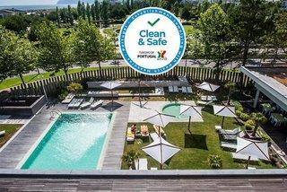 Aqualuz Suite Hotel Apartamentos Troialagoa 4*, Troia (Halbinsel Troia) ,Portugalsko