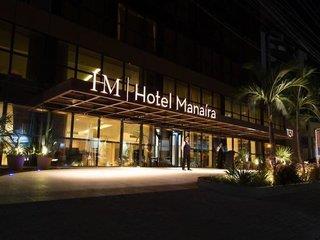 Hotel Manaira 3*, João Pessoa ,Brazília