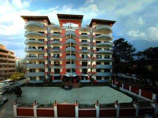 Golden Plaza 3*, Kathmandu ,Nepál