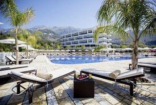 Elysium Hotel 5*, Dhërmi ,Albánsko