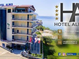 Hotel Aliko - 1 Popup navigation