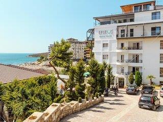 Epirus Hotel - 1 Popup navigation