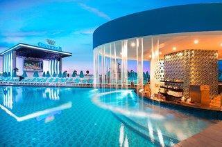 Granada Luxury Beach 5*, Alanya - Avsallar (Incekum) ,Turecko