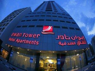 Hotelbild von Ewan Tower Hotel Apartments