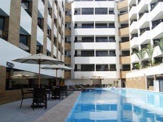 Goldflat Cabo Branco Apartment