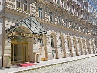 Hotelbild von Kaiserhof Wien