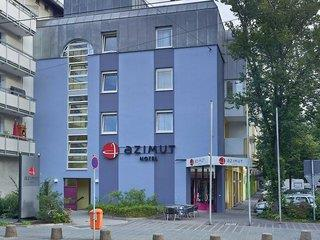 Hotelbild von AZIMUT Hotel Nürnberg