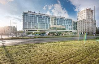 Hotelbild von Radisson Blu Leipzig