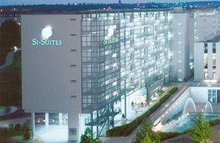 SI-SUITES 4*, Stuttgart ,Nemecko