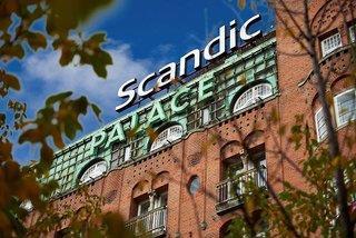 Scandic Palace - 1 Popup navigation