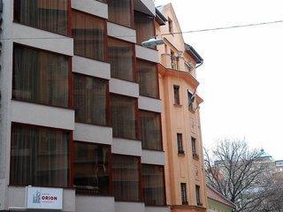 Hotel Orion Varkert in Budapest, Ungarn