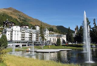 Hotelbild von Seehof Davos