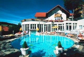 Hotelbild von Burghotel am Hohen Bogen