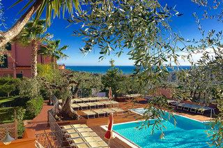 Villa Giada Resort 4*, Imperia Porto Maurizio ,Taliansko