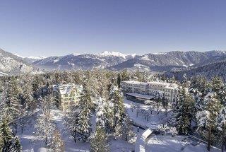 Waldhaus Flims Wellness Resort - Gesamtanlage