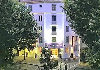 Boutique Hotel Cezanne - 1 Popup navigation
