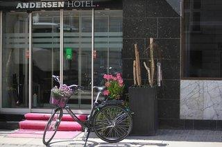 Andersen Boutique Hotel - 1 Popup navigation