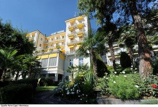 Golf Hotel Rene Capt 4*, Montreux ,Švajčiarsko