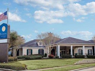 Richmond Inn & Suites Baton Rouge-College Drive 3*, Baton Rouge ,Spojené štáty