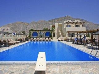 Thera Mare 3*, Perissa (Insel Santorin) ,Grécko