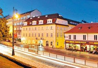 Hotel Roma Prague - 1 Popup navigation