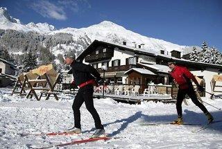 Hotelbild von Bünda