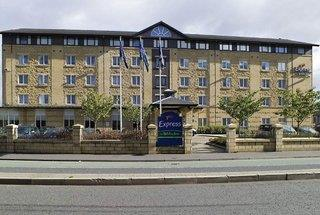 Hotelbild von Holiday Inn Express Edinburgh Waterfront