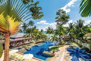 Novotel Samui Resort Chaweng Beach Kandaburi 4*, Chaweng Yai Beach North (Insel Koh Samui) ,Thajsko