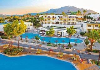 Top Griechenland-Deal: Miraluna Village & SPA in Kiotari (Insel Rhodos)ab 450€