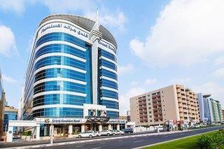 Grand Excelsior Bur Dubai 4*, Dubai ,Spojené arabské emiráty