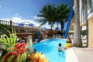 Bello Mare 3*, Ponta Negra Beach (Natal) ,Brazília