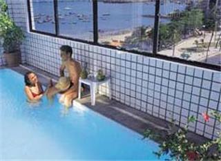 Sambura Praia Hotel 3*, Fortaleza ,Brazília