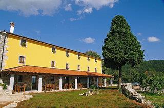 7 Tage in Ripenda Kras (Labin) Villa Calussovo