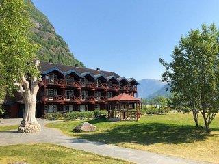 Fjordhotel Flamsbrygga