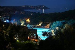 CPH Pevero Hotel Porto Cervo 5*, Golfo Pevero ,Taliansko