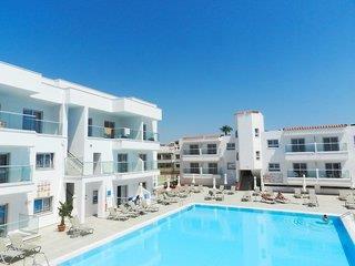 Evabelle Napa Hotel Apartments 3*, Ayia Napa ,Cyprus