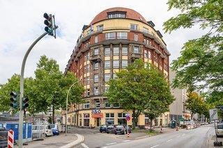 Hotelbild von a&o Hamburg Hauptbahnhof