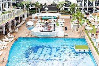 Hotelbild von Ibiza Rocks Hotel - Erwachsenenhotel