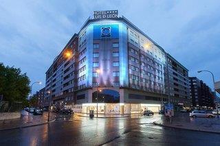 Hotelbild von Silken Luis de Leon